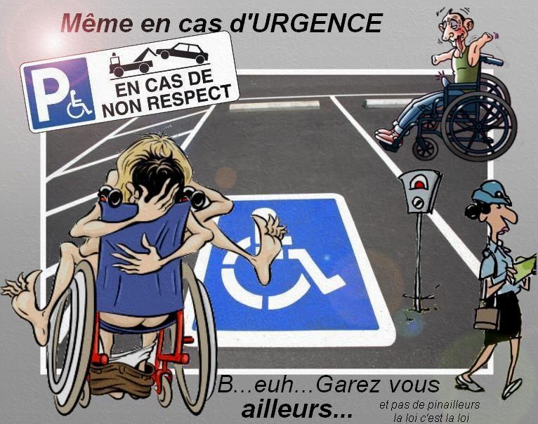 """Résultat de recherche d'images pour """"photo drole sur l'handicap"""""""