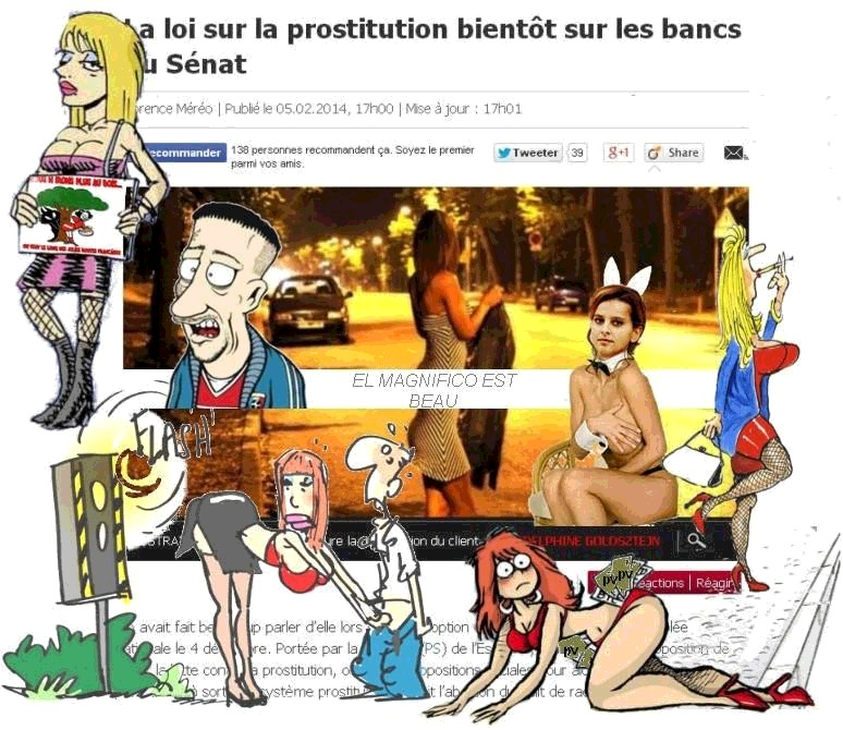imposition prostituee